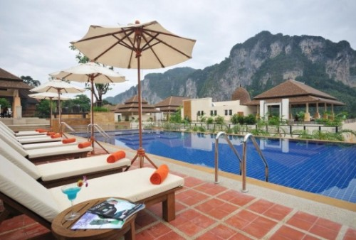Ao Nang Cliff Beach Resort