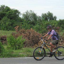Laos - Fietsreis