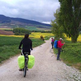Spanje - Camino de Santiago
