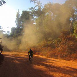 Suriname - fietsreis