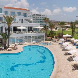Akti Beach Resort - winterzon