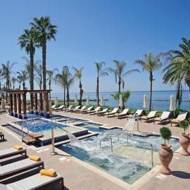 Alexander The Great Beach Hotel - winterzon