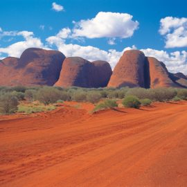 Australië - Noord en Midden