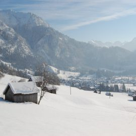 Duitsland - Chiemgauer Alpen