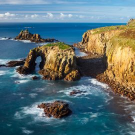 Groot-Brittannië - Cornwall - Land's End & Scilly Isles