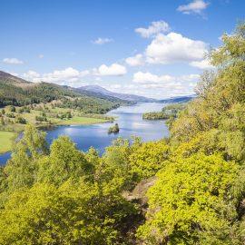 Groot-Brittannië - Schotland - Eastern Highlands