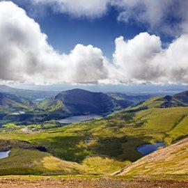 Groot-Brittannië - Snowdonia