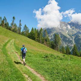 Italië - Südtirol - Meraner Höhenweg