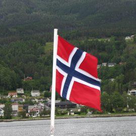 Noorwegen - Met de tent
