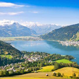 Oostenrijk - Tauernradweg