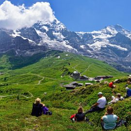 Zwitserland - Jungfrau